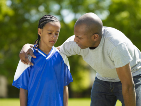 Use School & Sports Failures To Teach Kids Crucial Life Lessons
