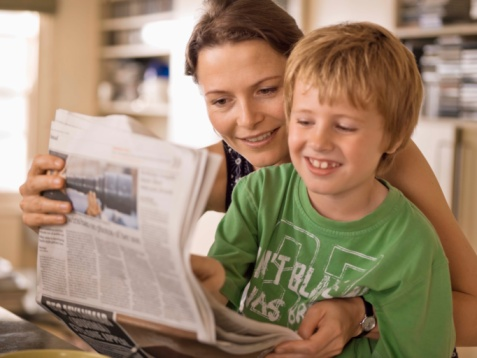 With Five Easy Steps, Parents Can Help Kids Read Better