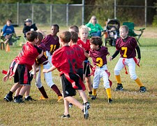 Are You Dressed Appropriately For Your Child's Sports?